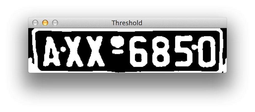 Segmenting Characters From License Plates Pyimagesearch Gurus